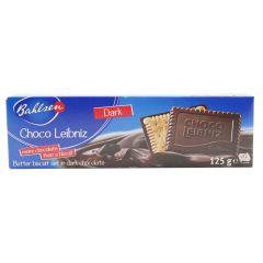 BAHLSENS CHOCO LEIBNIZ DARK CHOCO 125 GMS