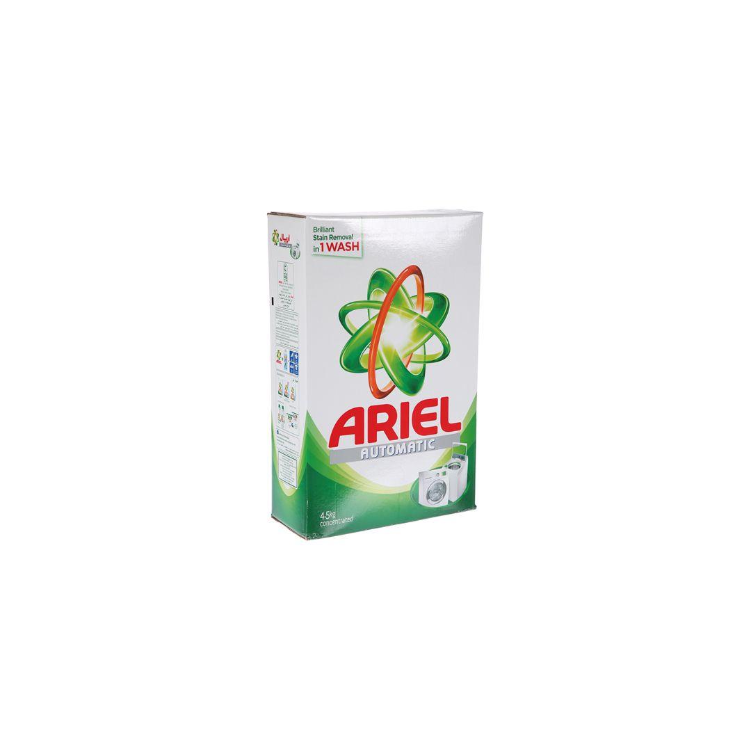 ARIEL LS REG. DETERGENT POWDER 4.5 KG