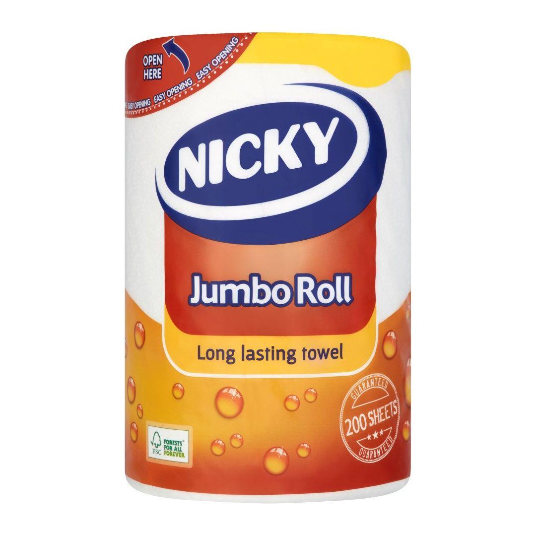 NICKY JUMBO ROLL